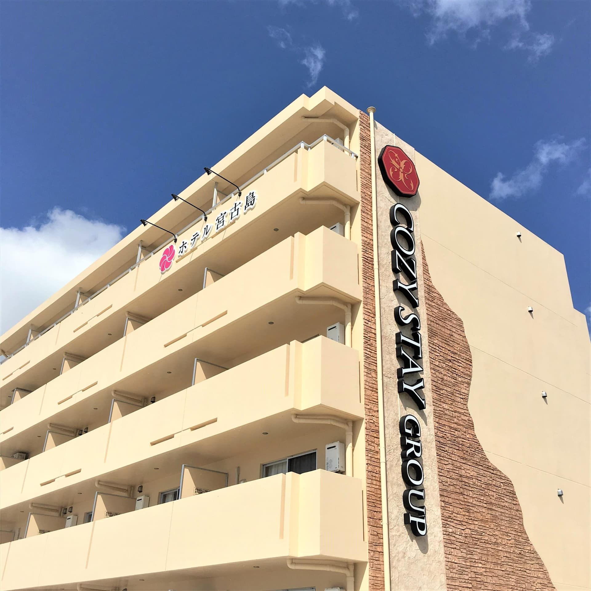 ホテル宮古島